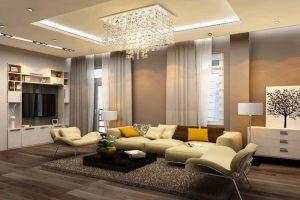 Thiết kế, hoàn thiện nội thất
