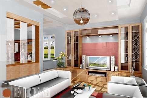 Tư vấn, thiết kế và hoàn thiện nội thất chuyên nghiệp